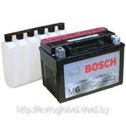 Аккумуляторы BOSCH 506 014 6Ah (YTX7L-BS) gel.moto (114x71x131) фото
