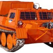 Гусеничный снегоболотоход ГАЗ-34039-32 (-33) для энергетического комплекса фото