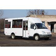 Микроавтобус пассажирский Рута 22 фото
