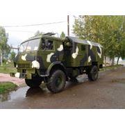 Кузов-фургон К 4350 фото