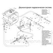 Гидрофикация европейских тягачей фото
