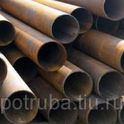 Труба Б/У 1420х17 17Г1С ГОСТ 10706-76 , очищена от изоляции фото