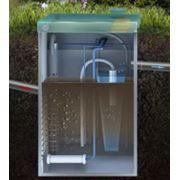 Оборудование очистки сточных вод мясокомбинатов сепаратор жира жироуловители. фото