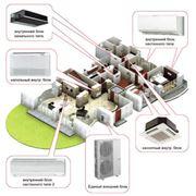 Проектирование монтаж гарантийное и сервисное обслуживание систем вентиляции и кондиционирования фото