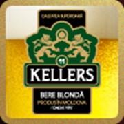 Пиво Kellers фильтрованное светлое 11% фото