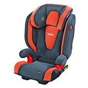 Автокресло RECARO Monza SeatFix Microfibre grey/pepper фото