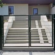 Ворота распашные VARIO фото