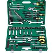 Набор инструмента для УАЗ 76 предметов, AA-C1412P76 Арсенал, 2269480 фото