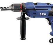 Дрель электрическая AEG SBE 635 RX фото