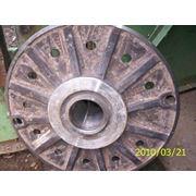 Ступица колеса с прижимным диском Т-3