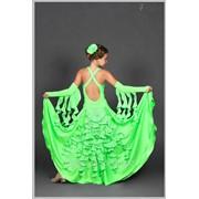 Платье для бальных танцев Фелиция, арт.713 фото
