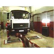 Обслуживание и ремонт грузовых автомобилей и автобусов фото