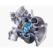 Ремонт турбин грузовых автомобилей ремонт турбокомпрессоров ремонт турбин. фото