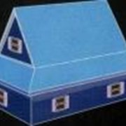 Полувальмовая крыша фото
