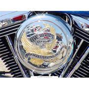 Хромирование деталей мотоциклов фото