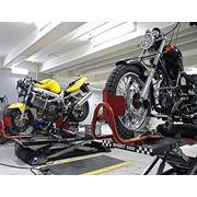 Техническое обслуживание и ремонт мотоциклов фото