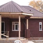 Строительство деревянных бань из клееного бруса фото