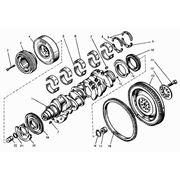 Запчасти для автомобильных дизельных двигателей в Киев ... Продам б/у коленвал двигателя ТМЗ- 842 0..(Тутаев) фото