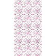 Хлопковая ткань Tilda Lily pink фото