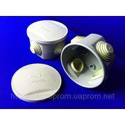 Коробки наружные круглые 80х50mm электроустановочные с 4 кабель-вводами: ISO 9001, УКРСЕПРО, БЕЛСТАНДАРТ, РОССТАНДАРТ фото