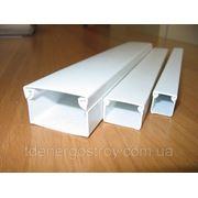 Короб пластиковый 100х60мм фото