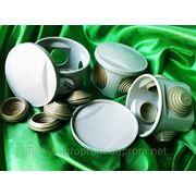 Коробки наружные круглые 70х50mm электроустановочные с 4 кабель-вводами: ISO 9001, УКРСЕПРО, БЕЛСТАНДАРТ, РОССТАНДАРТ фото
