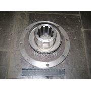 Фланец крепления вала карданного коробки переключения передач (КПП)-238А (пр-во ЯМЗ) фото