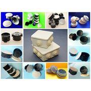 Монтажные коробки в бетон, кирпич и наружные соединительные. Cертификаты: ISO 9001, УКРСЕПРО, БЕЛСТАНДАРТ, РОССТАНДАРТ фото