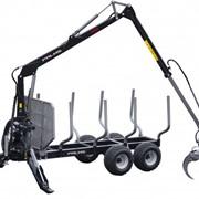 Прицеп тракторный лесовозный PALMS 12d (без манипулятора) фото