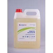 ХИМИТЕК ПЕНАПОЛ-М Концентрированное жидкое низкопенное нейтральное моющее средство для ухода за твёрдыми и мягкими поверхностями - канистра, 5 л фото