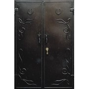 Двери металлические фото
