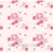 Ткань Тильда Garden memory Pink фото