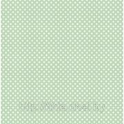 Ткань Тильда Dottie Surf Green фото
