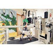 Модуль роботизированной локомоторной терапии для детей (опция Locomat Pro) PEDIATRIC ORTHOSES