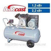 Поршневой компрессор Aircast СБ4/С-100.LВ30 (220В) фото