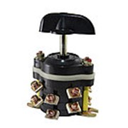 Пакетный переключатель ПП 4-16/Н2 исп.3 4П 16А 220В IP00 TDM фото