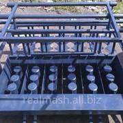 Вибростанок Всш - 6 на 6 Блоков фото
