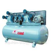Поршневой компрессор AirCast СБ4/Ф-500.LB75Т фото