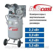 Поршневой компрессор AirCast СБ4/Ф-270.LT100В фото