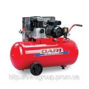 Компрессор 200/670-5.5 Компрессор двухступенчатый с ременной передачей, (380V) фото