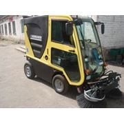 Предоставлениe услуг подметально-уборочной машины в Запорожье фото