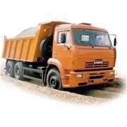 Услуги строительной техники: автокрана экскаваторов-погрузчиков самосвала грузового автомобиля КАМАЗ 53215 с краном-манипулятором фото