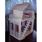 Деревянные домики фото