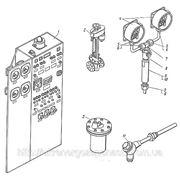 Элементы автомотизированных систем контроля, управления и защиты компрессоров 2ВМ10-63/9 и 4ВМ10-120 фото