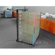 Стеллаж сушилка полочная (50 полок) фото
