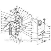 Пневмораспределитель компрессора 4ВМ10-120/9 фото