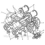 Общий вид компрессора 4ВМ10-120/9 фото