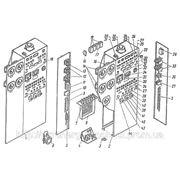 Щиты контроля и управления компрессоров 2ВМ10-63/9 и 4ВМ10-120/9 фото