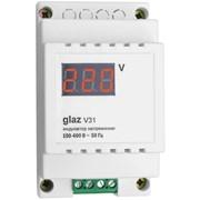 Цифровой индикатор напряжения glaz V31 фото