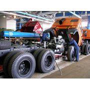 СТО для грузовых автомобилей фото